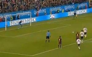 Valdés obronił karnego