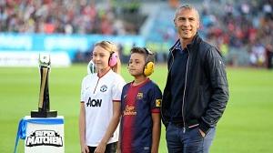 Larsson: To przyjemność oglądać Barçę