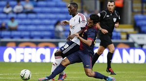 Barça B niepokonana na angielskiej ziemi