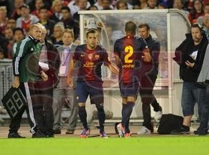 Ostatni test przed inauguracją La Liga