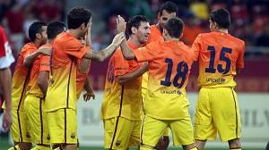 Przegląd presezonu: Niepokonana Barça dobrze przygotowana do sezonu