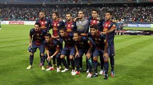 Barça z mniejszą liczbą cudzoziemców od 1996