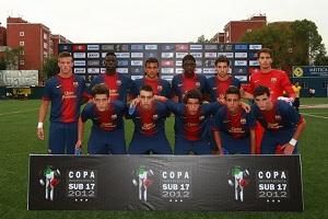 Juvenil B debiutuje z wygraną na Copa Independencia