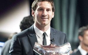 Messi, Iniesta i Cristiano – nominowani do nagrody UEFA