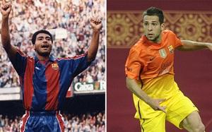 Co łączy Romário i Jordiego Albę?