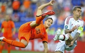 Louis van Gaal nie postawi na Afellaya