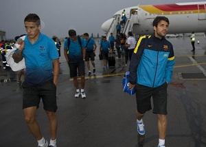Cristian Tello zostaje w Barçy