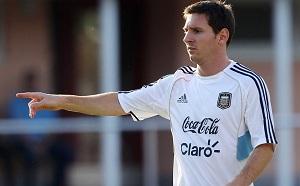 Messi chce rewanżu za 0-4 z Niemcami