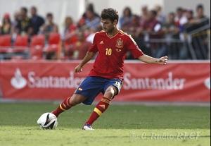 Hiszpania wygrywa, Cesc strzela