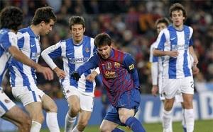 Real Sociedad wygrał tylko 3 razy w Barcelonie