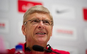 Wenger: Song w ślady Robina
