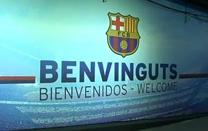 Debiut spektakularnego tunelu na Camp Nou