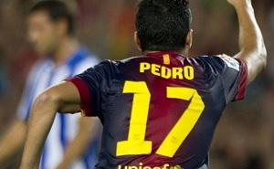 Pedro: Dobrze, że Madryt stracił punkty