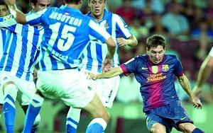 Messi: Jak powiedział Tito, chcemy wygrać wszystko