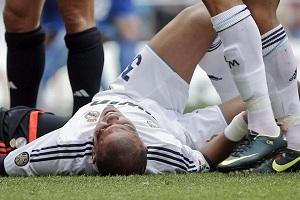 Piqué: Mam nadzieję, że Pepe szybko wyzdrowieje