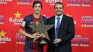 Sergi Roberto – MVP Trofeum Gampera
