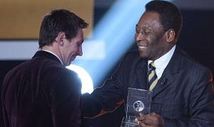 Pelé: Messi? To kopia Maradony