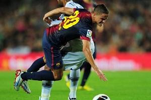 Barça nie wyklucza wypożyczenia Afellaya