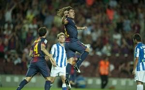 Ostrożnie z Carlesem Puyolem przed El Clásico