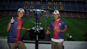 Nike The Chance na Camp Nou