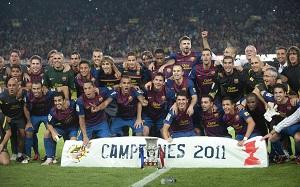 Po czwarty Superpuchar Hiszpanii z rzędu