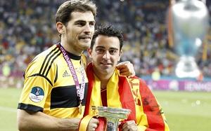 Xavi i Casillas razem o Nagrodę Księcia Asturii w kategorii Sport