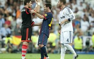 Casillas: Valdés zagrał dziś na 10