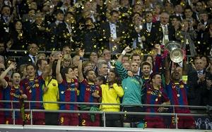 Barça powalczy o piątą Ligę Mistrzów