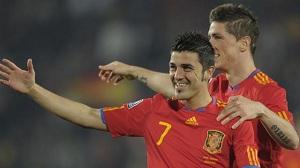 Dziewięciu powołanych do reprezentacji Hiszpanii