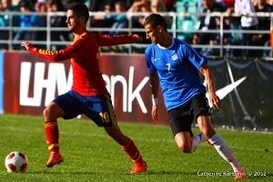 Sześciu powołanych do reprezentacji Hiszpanii U21