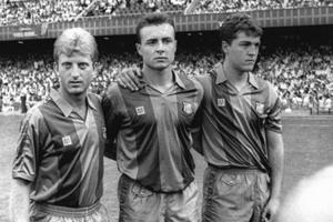 Lato 1987: Schuster wraca w sezonie pełnym skandali