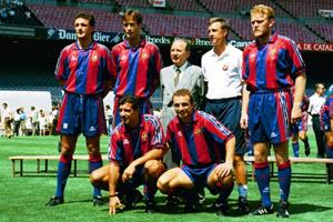 Lato 1995: Nowi zawodnicy z zagranicy