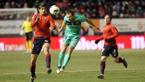 El Sadar – trudny teren dla FC Barcelony