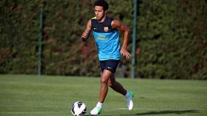 Thiago wraca do treningów z zespołem