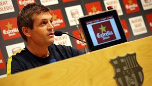 Tito: Jeśli będzie ryzyko, Puyol nie zagra