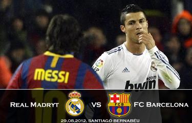 Pojedynku gigantów część druga: Real Madryt – FC Barcelona
