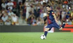 Messi – koszmar Valencii