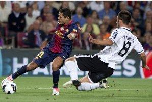 Adriano może świętować 200 występ w lidze