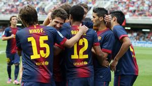 Pierwsze zwycięstwo: Barça B – Sabadell 2:0