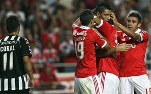 Benfica wygrywa i jest liderem