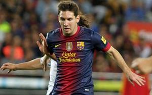 Messi królem strzelców po trzech kolejkach