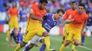 Pierwsze wyjazdowe zwycięstwo: Guadalajara – Barça B 0:1