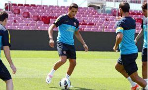 W klubie są zadowoleni z formy Alexisa