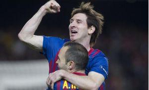 Camp Nou, twierdza od października 2009