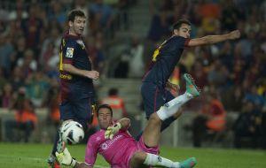 Toño o meczu z Barceloną