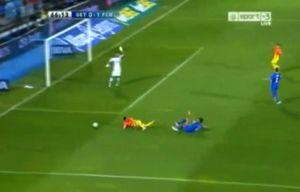 Teixeira Vitienes po raz kolejny się nie popisał
