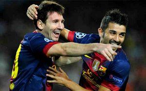 Messi: Chcemy wygrać Ligę Mistrzów