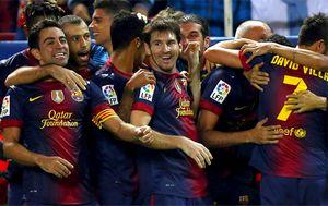 Barça ma szczęście do końcówek