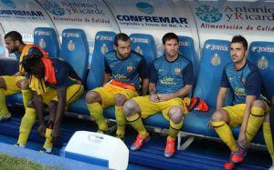 Messi strzela, wchodząc z ławki