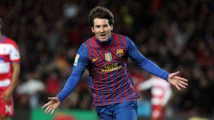 Dzień, w którym Messi przegonił Césara